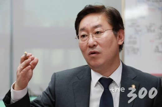 박범계 더불어민주당 의원. /사진=이동훈 기자