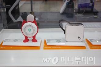 공기청정기 플리베와 플라즈마 클리닝/사진=김진수 에디터