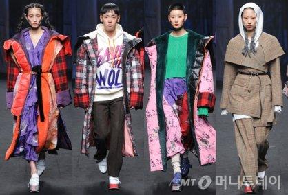 """""""의식 있는 현대인의 옷장""""…'빅팍' 2018 F/W 컬렉션"""