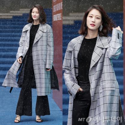 """이현이, 모델 다운 패션 감각…""""아기 엄마 미모 맞아?"""""""
