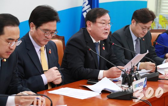 """김태년 """"'토지공개념', 시장경제 포기 선언 아니야"""""""