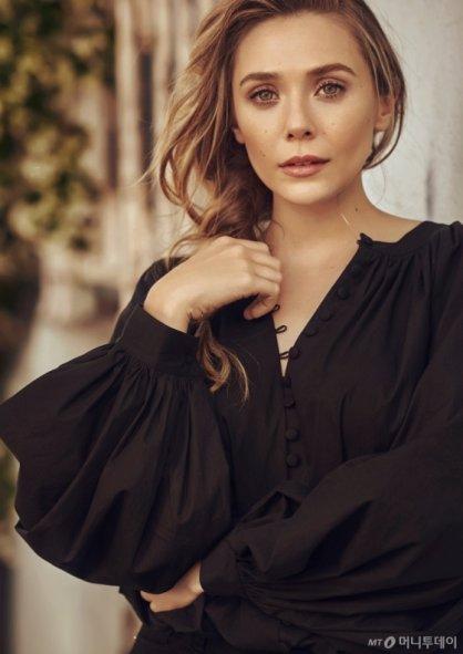 엘리자베스 올슨, '여성 파워' 담은 H&M 캠페인 참여