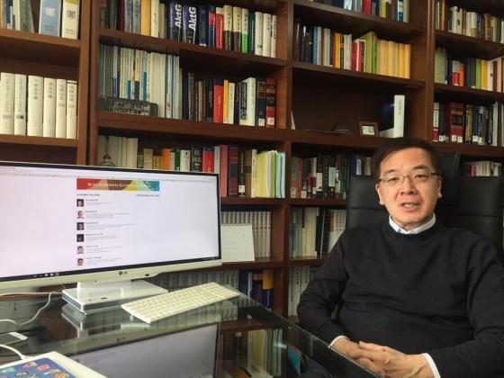 김화진 서울대학교 법학전문대학원 교수