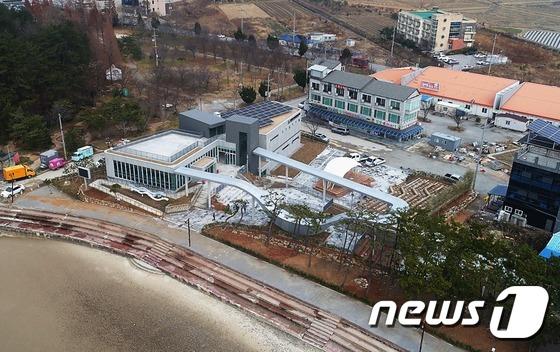 변산반도국립공원 탐방안내소(국립공원관리공단 제공) © News1