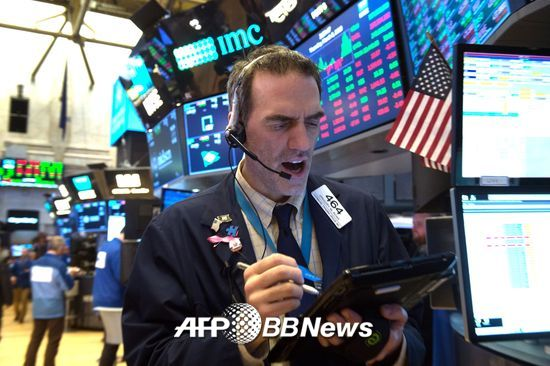 미국 뉴욕증권거래소(NYSE)/AFPBBNews=뉴스1