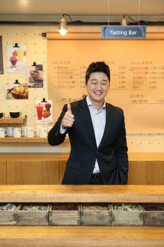 최승윤 오가다 대표(34) / 사진제공=오가다