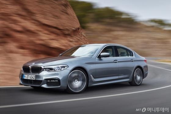 BMW '뉴 530d M 스포츠 패키지'/사진제공=BMW 그룹 코리아