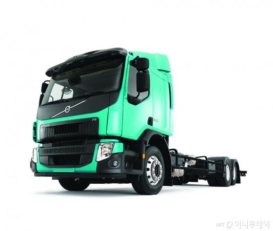 준대형 트럭 볼보 FE 시리즈/사진제공=볼보트럭코리아