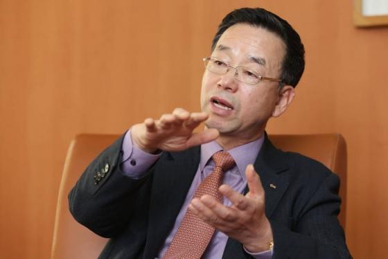 노재근 코아스 회장 인터뷰