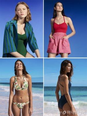 유니클로, 2018 S/S 여성용 수영복 컬렉션 출시