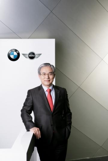 김효준 BMW그룹코리아 회장/사진=BMW그룹코리아