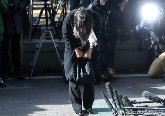 2014년 '땅콩회항' 사건으로 물의를 빚은 조현아 전 대한항공 부사장./사진=머니투데이DB