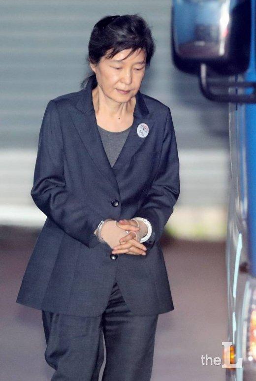 박근혜 전 대통령 / 사진=홍봉진 기자