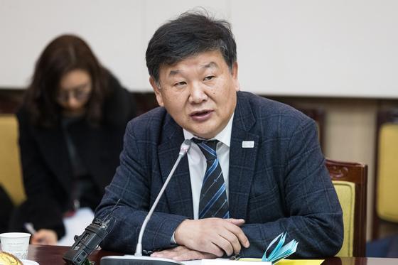 '지금은 어엿한 차관님' 노태강 문화체육관광부 2차관. /사진=뉴스1