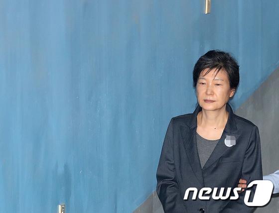 박근혜 전 대통령. © News1