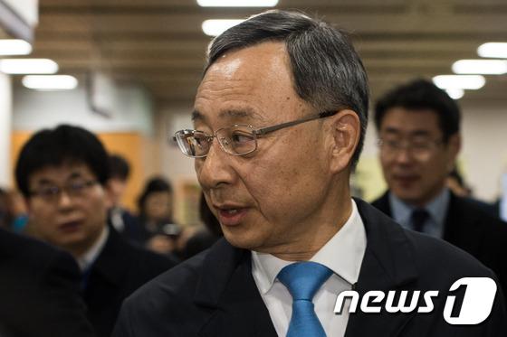 황창규 KT 회장 © News1 유승관 기자