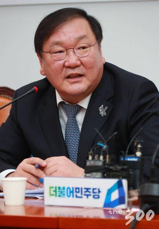 김태년 더불어민주당 정책위의장. /사진=이동훈 기자