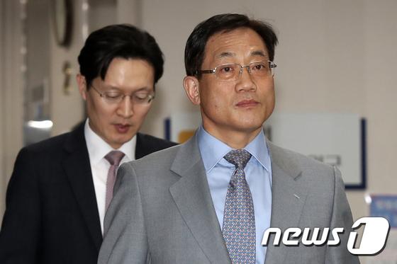 구은수 전 서울지방경찰청장 © News1 민경석 기자