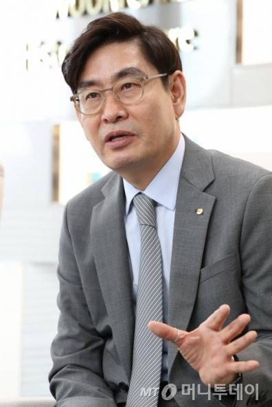 머투초대석 정원재 우리카드 사장 인터뷰
