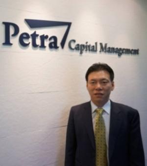 용환석 페트라자산운용 대표