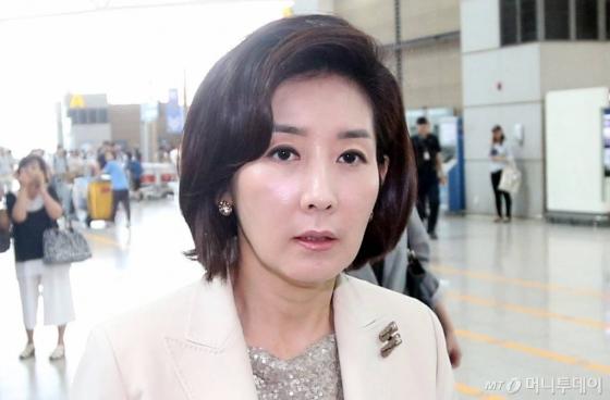 나경원 자유한국당 의원.