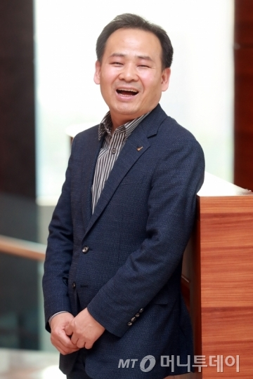 김광현 창업진흥원장/사진=임성균 기자
