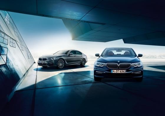 BMW 5시리즈 럭셔리 플러스/사진제공=BMW그룹 코리아