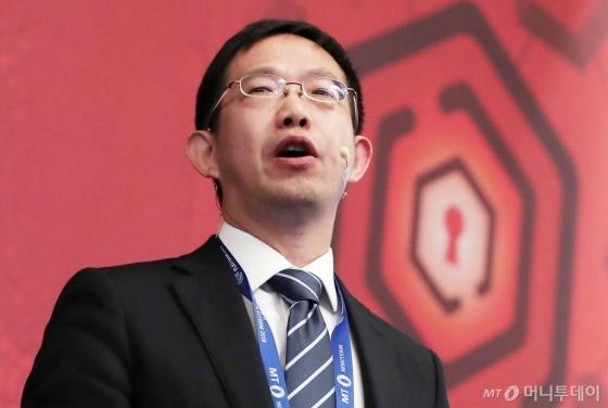 웨이시엔화 중국 과학원 가상경제데이터과학연구센터 부주임./사진=머니투데이 DB.