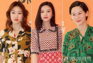 한혜진·조이·김나영, '패셔니스타'의 봄 패션 비결은?