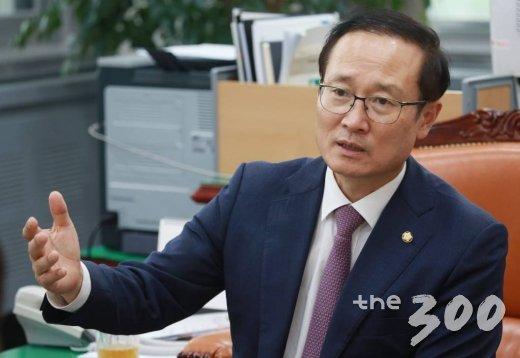 홍영표 더불어민주당 의원. /사진=이동훈 기자
