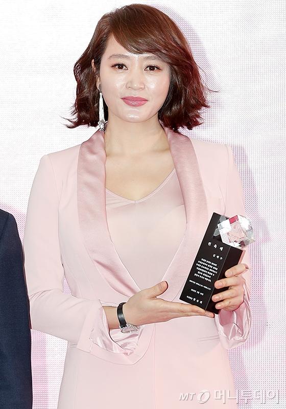 배우 김혜수/사진=김창현 기자