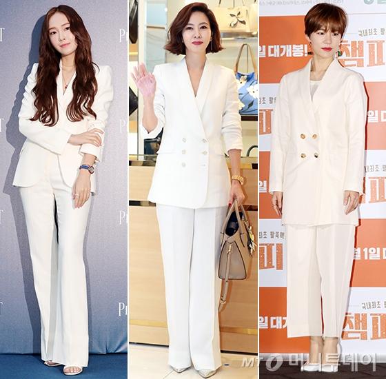 가수 제시카, 배우 김남주, 한예리/사진=머니투데이 DB