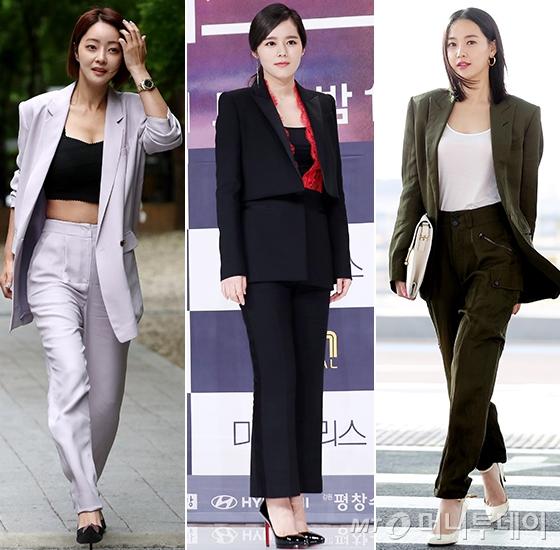 배우 서효림, 한가인, 이주연/사진=머니투데이 DB