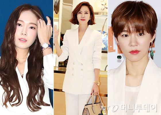 가수 제시카, 배우 김남주,한예리/사진=뉴스1, 머니투데이 DB
