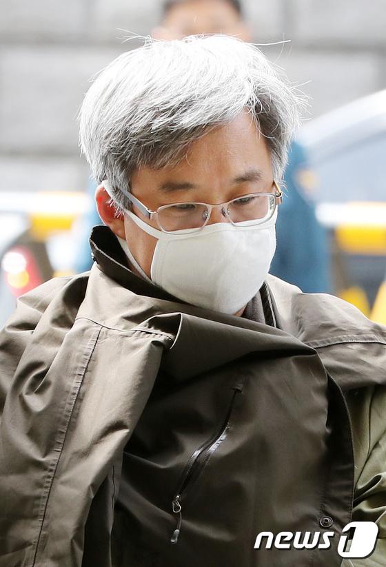 '드루킹' 김모씨 © News1 박지수 기자