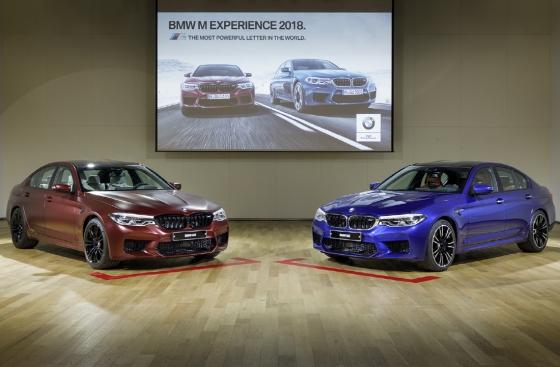 BMW 6세대 뉴 M5/사진제공=BMW그룹코리아