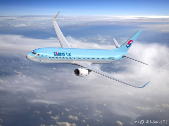 대한항공 '737-900ER' 항공기/사진=대한항공