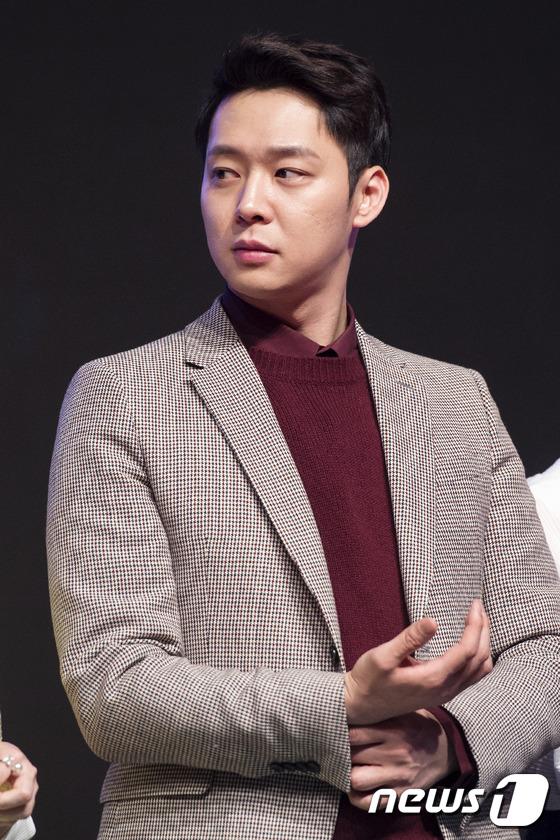 그룹 JYJ 박유천. /사진제공= 뉴스1