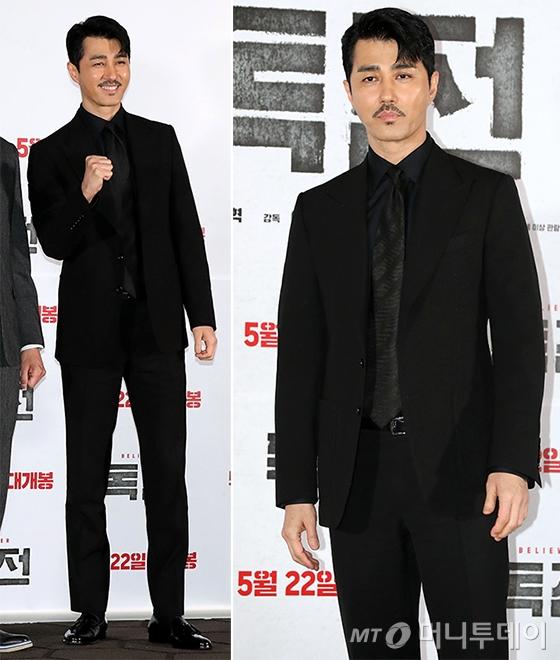 배우 차승원/사진=홍봉진 기자