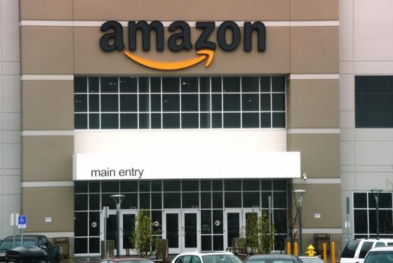 세계 최대 전자상거래 업체 아마존의 물류센터 모습. /AFPBBNews=뉴스1