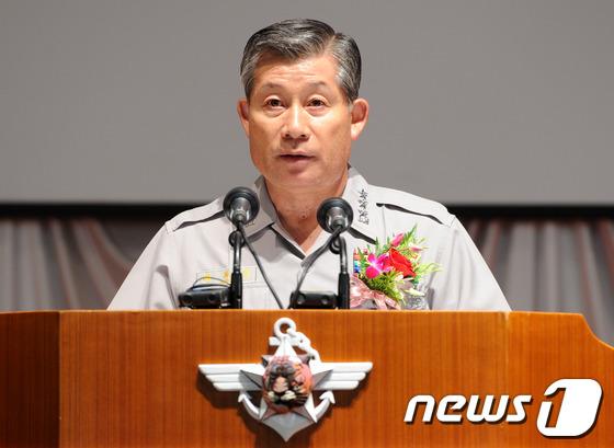배득식 전 국군기무사령관. 2012.6.7/뉴스1