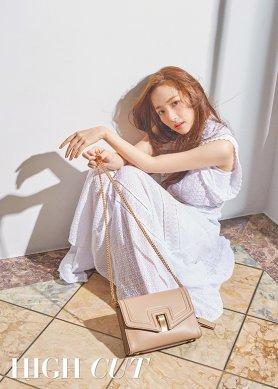 박민영, 화사한 레이스 드레스…소녀 감성 '물씬'