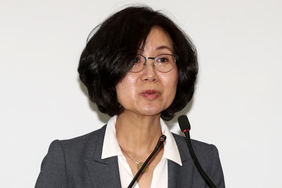 권인숙 법무부 성희롱 성범죄 대책위원장/사진=뉴스1