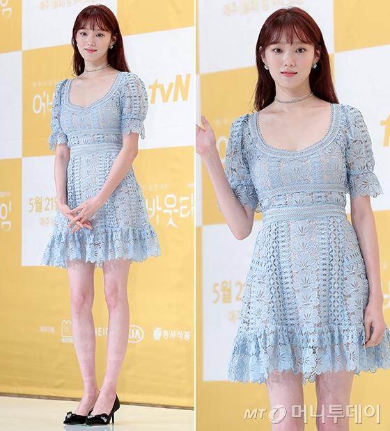모델 겸 배우 이성경/사진=김창현 기자