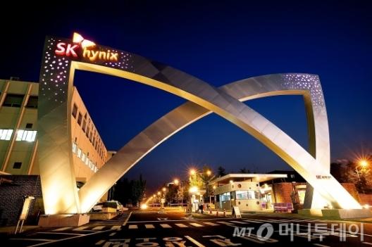 SK하이닉스 이천 공장 전경/사진=머니투데이DB