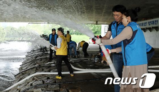 [사진]'침수 대응은 이렇게'