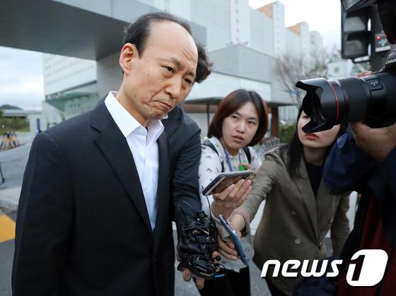 [사진]보석 석방된 이재만