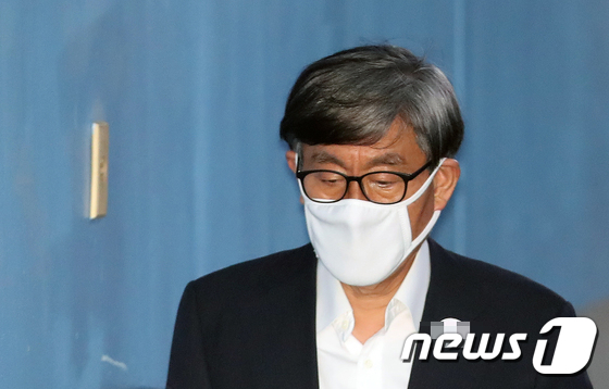 원세훈 전 국가정보원장 © News1 황기선 기자