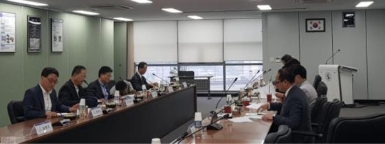 용인송담대, 산학협력처·단장협의회 임원회의 실시