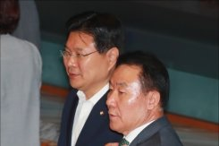 '방탄국회 논란' 홍문종-염동열 체포동의안 부결
